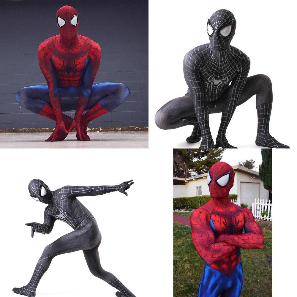 Spiderman Costumes Cosplay  Spiderman  Bikini