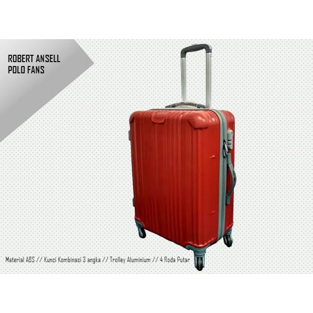 กระเป๋าเดินทางล้อลากขนาด 4 ขนาด 24 นิ้ว Abs Hq