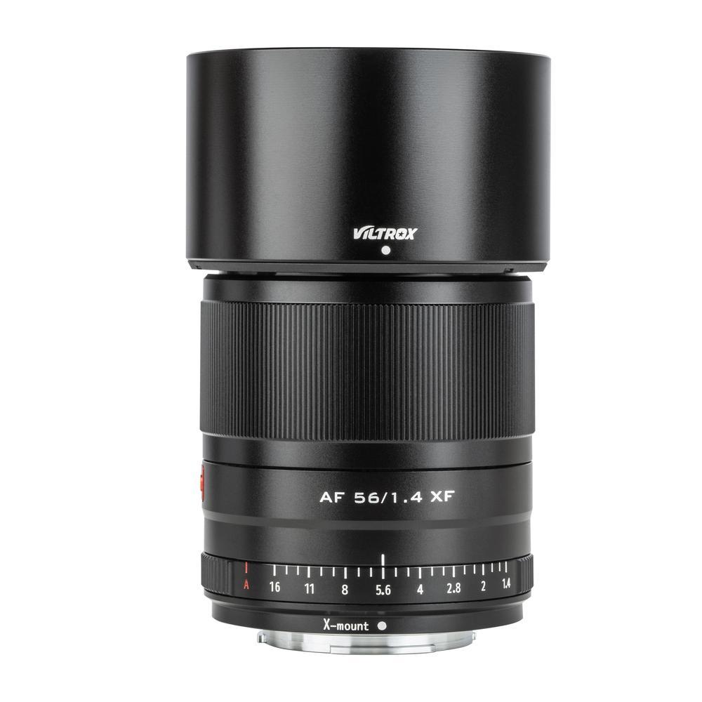 Viltrox 56mm F1.4 XF Large Aperture Auto Focus Portrait Lens For Fujifilm XMount Cameras XT30/XT3/XPRO3/XT200/XE3/XT2