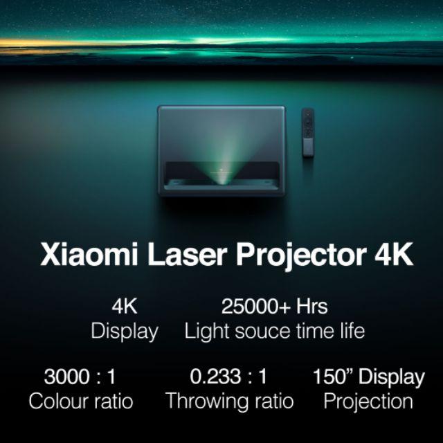 Xiaomi Mijia Laser Projector Ultra Short Throw, 5000 Lumens