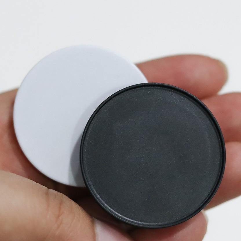 Griptok Popsocket วงกลม ฐานเปล่า ติดมือถือ สีขาว สีดำ