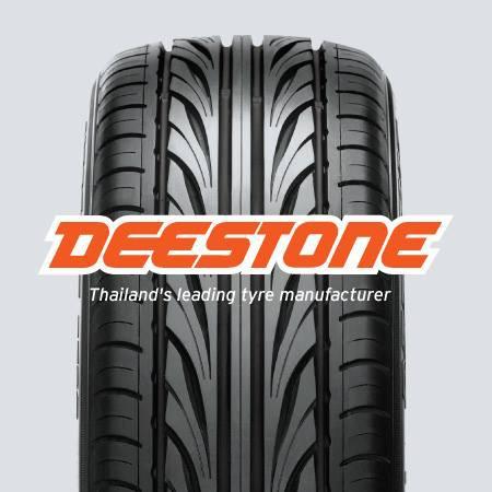 DEESTONE ยางรถยนต์ 265/50R20 (ขอบ20) CARRERAS R702 1 เส้น (ยางใหม่ปี 2021) yaNB