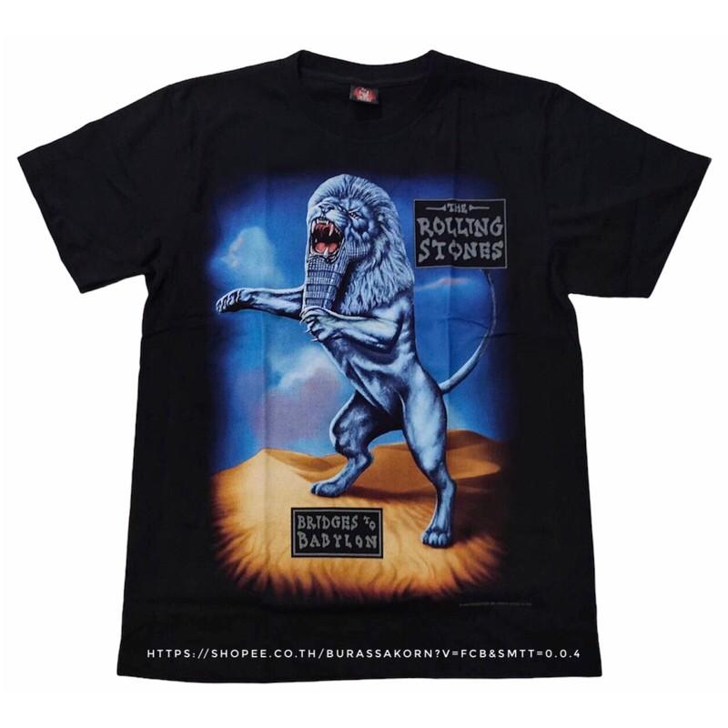เสื้อยืดวง The Rolling Stones t-shirts