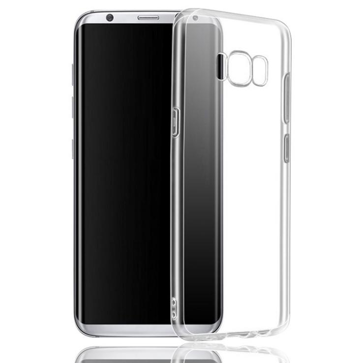 CZM เคส Samsung Galaxy S10 Lite S8 S9 edge S10 Plus A7 A8 A9 Core pro J2 J6 J4 A2 J5 Prime เคสมือถือ TPU ใส Transparent TPU Soft Case Capa