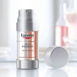 Review (นำเข้าจากยุโรป)Eucerin Ultra White Spotless Double Booster Serum 30ml / Eucerin Anti Pigment Dual Serum