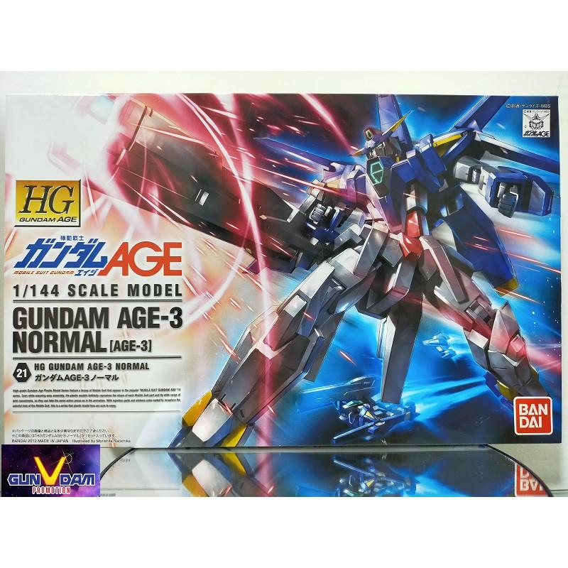 Gundam AGE-3 Normal (HG) (Gundam Model Kits)