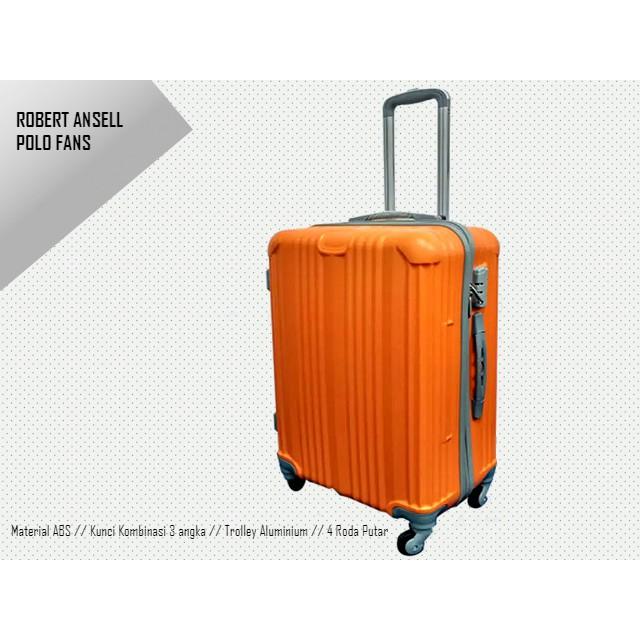 กระเป๋าเดินทางขนาด 4 ขนาด 24 นิ้ว Robert Ansell-2019 Abs