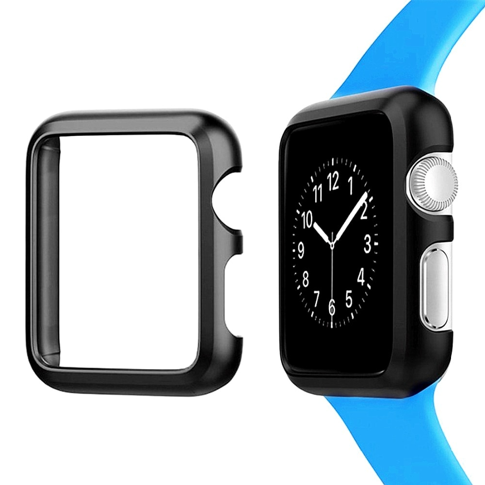 Cover for Apple watch Case 44mm 40mm iWatch 42mm 38mm Aluminum Bumper Protector cover Apple watch series 5 4 3 6 SE Acce