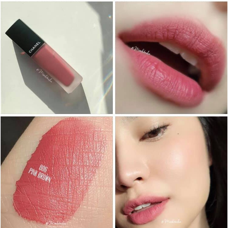 Ink Allure Chanel Rouge Fusion