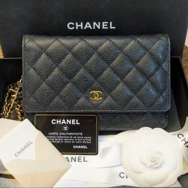 Chanel WOC! Holo 19 🐥ขายแล้วค่ะ🐥
