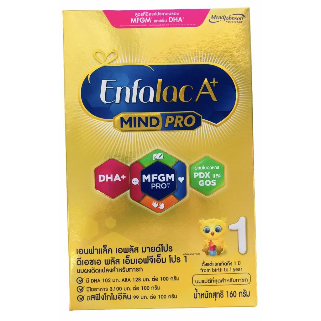 Enfalac A+ Mind Pro สูตร 1เอนฟาแล็ค เอพลัส ดีเอชเอ พลัส สูตร 1