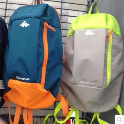 กระเป๋าเป้Decathlon กระเป๋าสะพายข้างกระเป๋าพักผ่อน10Lกระเป๋าเดินทางขนาดเล็กน้ำหนักเบา กระเป๋าใบเล็ก M2Fl
