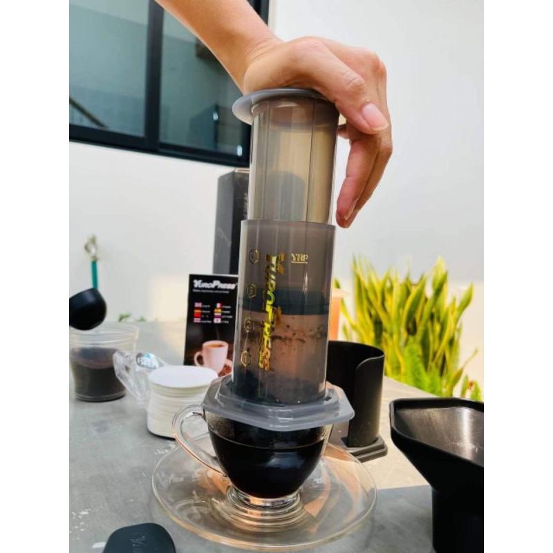 Yuropress เครื่องทำกาแฟพกพา
