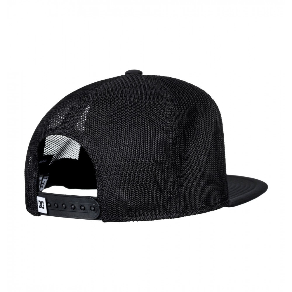 DC Shoes Trucker Mesh Snapback Hat-New with Tags