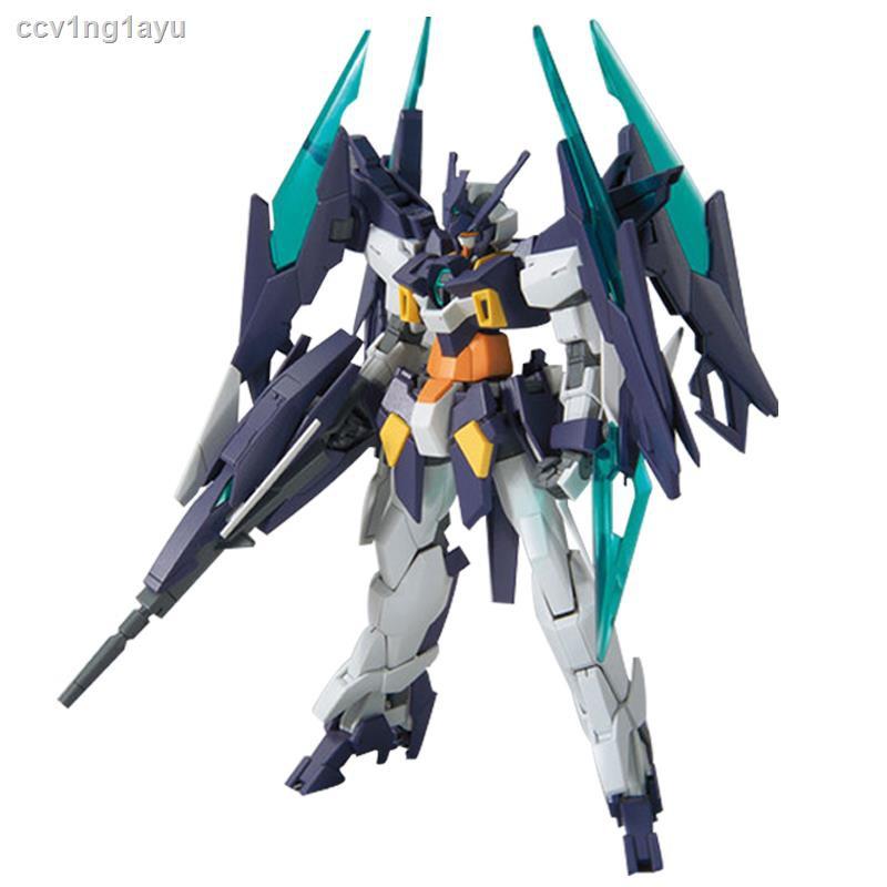 ของเล่นเด็ก◆Bandai HG AGE-2 01 001 1/144 Magnum Gundam ประกอบรุ่น