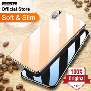 Review ESR iPhone Case Slim Clear TPU Case for iPhone Xs/XR/Xs Max/iPhone 7/8 Plus Soft Flexible Cover iPhone 6s/6s Plus