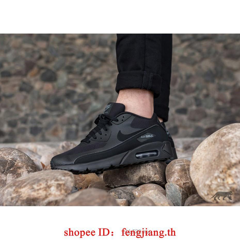 Nike Air Max 90 Ultra 2.0 Essential Triple Black Size 36 44