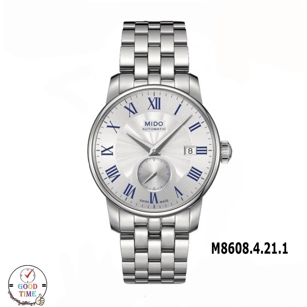 Mido Automatic นาฬิกาข้อมือชาย รุ่น M8608.4.21.1
