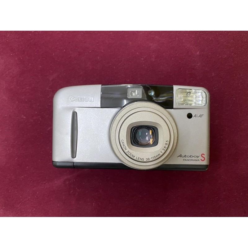 ✨เต็มระบบ💯✨กล้องฟิล์ม Canon Autoboy S Panorama