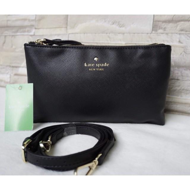 New】กระเป๋าสะพาย คอลเลคชั่นใหม่จากแบรนด์ KATE SPADE MINI CRO