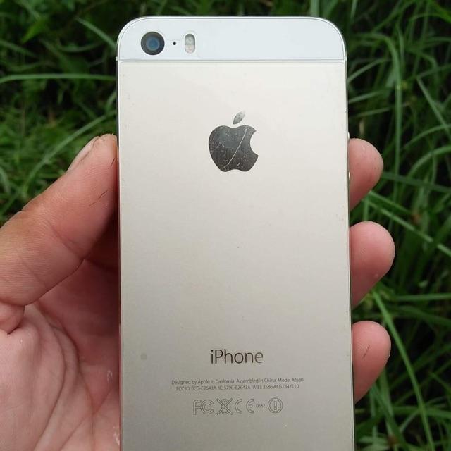 iPhone 5s 32GB สีทอง มือสอง เครื่องแท้