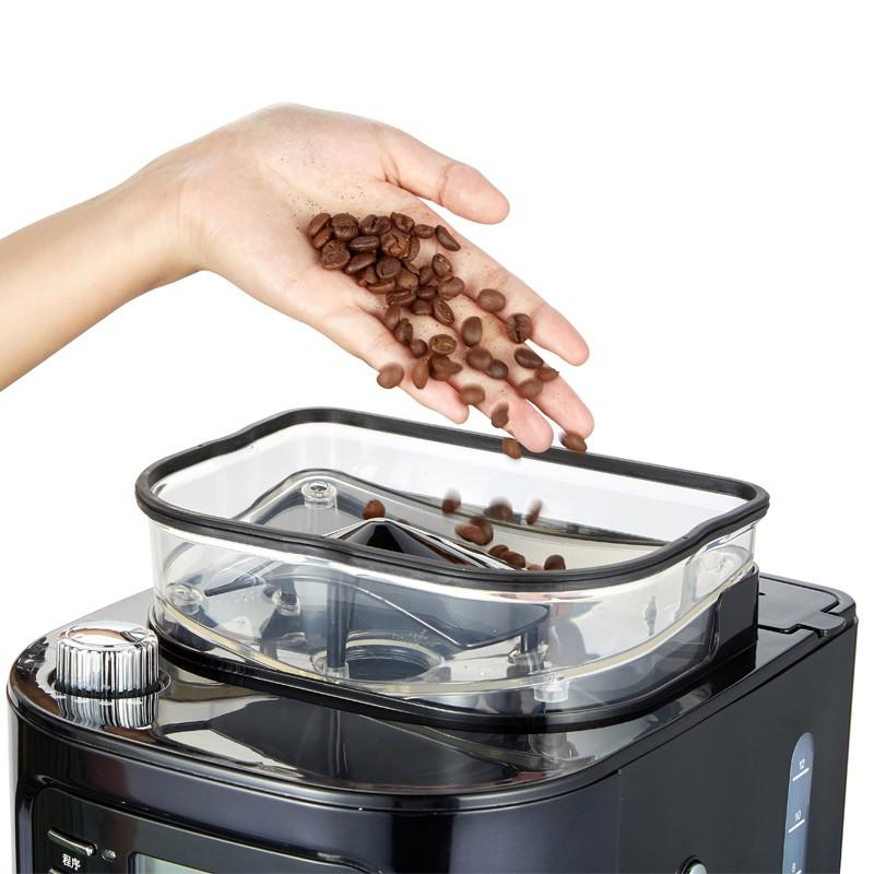 เครื่องชงกาแฟที่บ้านของอังกฤษ Mofei เครื่องบดและบดอัตโนมัติแบบอเมริกันเพื่อทำกาแฟ