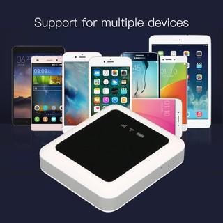 LED Indicator 4G / 3G UMTS/HSPA/LTE WiFi Wireless Pocket Hotspot