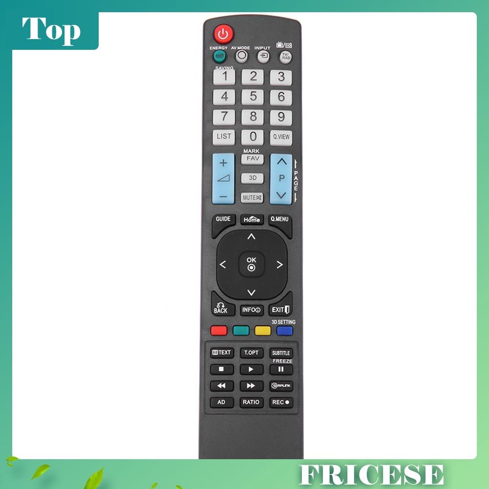 รีโมทสำหรับ LG AKB 73756504 32 42 47 50 55 LED Plasma TV สีดำ