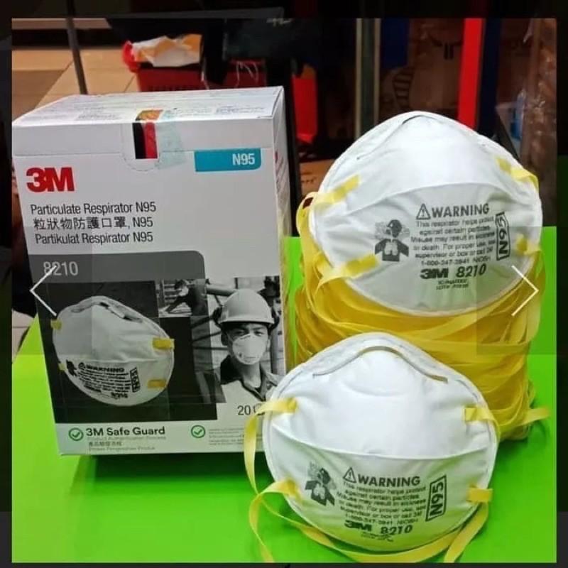 3m 8210 Mask, 3m N95 8210 หน้ากากซีล, N95 สําหรับมาส์กหน้า