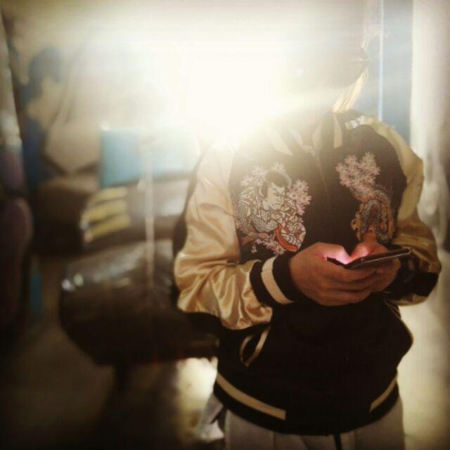 Japanese jacket sukajan