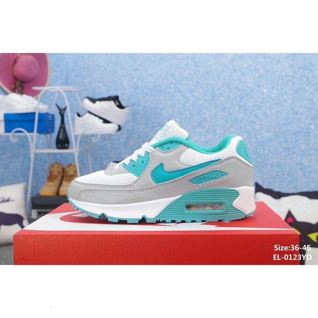 ข้อเสนอพิเศษAir Max90 Classic Running Shoes Men And Women Increased Air Cushion