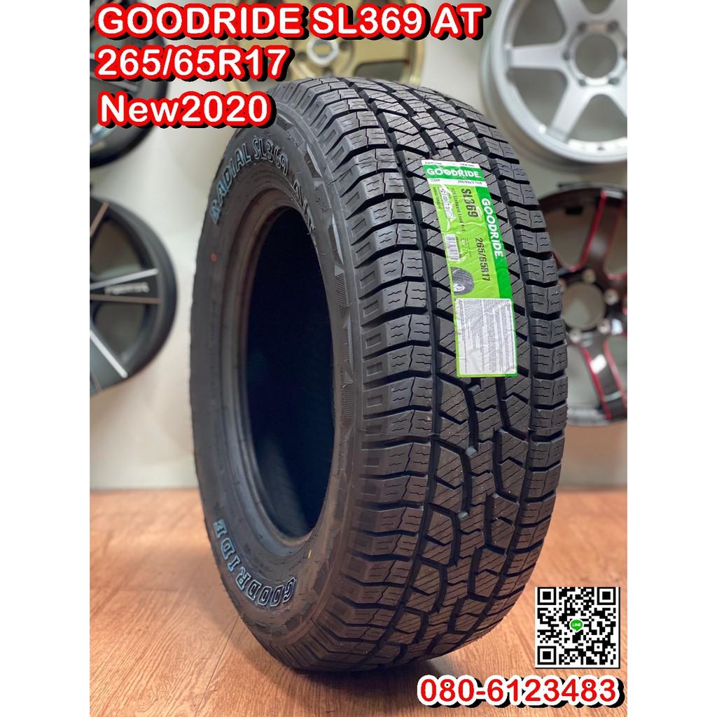 265/65R17 ยางใหม่ กู๊ดไดร์ Goodride SL369 ยางปี2020 จัดส่งฟรี