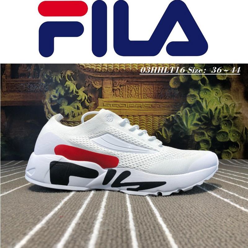 fila รองเท้ากีฬา รองเท้าวิ่ง Fila sneakers running shoes รองเท้าวิ่งสีขาว fila
