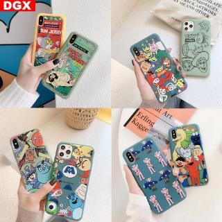 Review Huawei Nova 5T Cartoon Cat Mouse Pattern Soft Silicone Case Cute Toy KAWS Monster Cover DGX
