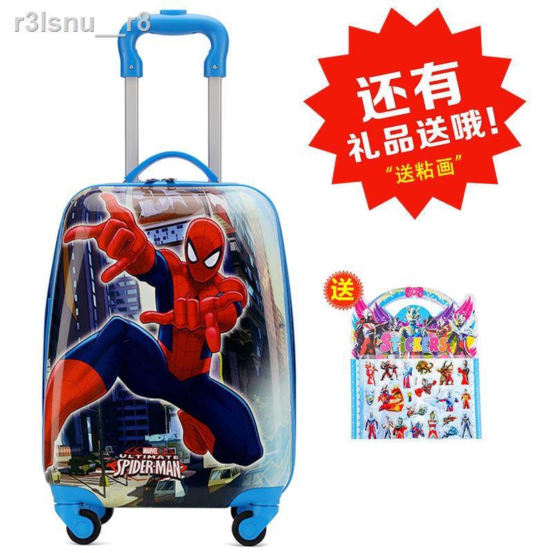 ❀☞, กระเป๋าเดินทางสำหรับเด็กผู้หญิงขนาด 16 นิ้ว 18 นิ้ว, กระเป๋าเดินทางกระเป๋าเดินทางหลากสไตล์