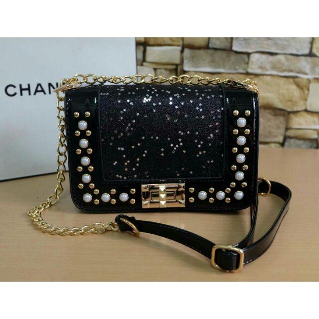 กระเป๋าถือ Chanel boy