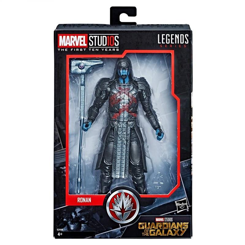 Marvel Legends MCU 10th Anniversary Avengers Infinity War 6-Inch Action Figure
