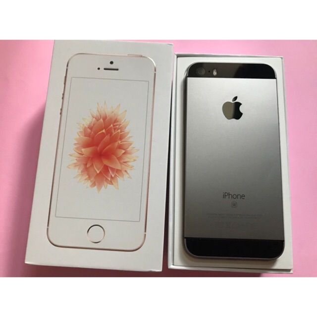 iPhone SE 64GB เครื่องศูนย์ไทยTH/A มือสอง สภาพดี