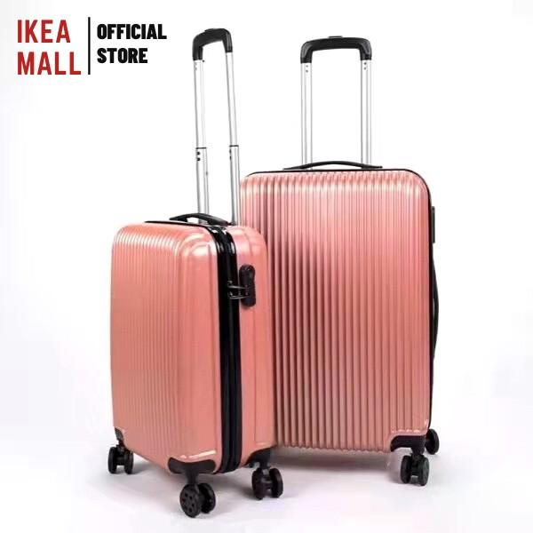 กระเป๋าเดินทางวินเทจ 20/24 นิ้ว กระเป๋าเดินทางล้อลาก กระเป๋าเดินทาง