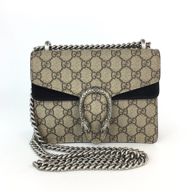 New! Gucci Dionysus Mini Blackของแท้ 100%
