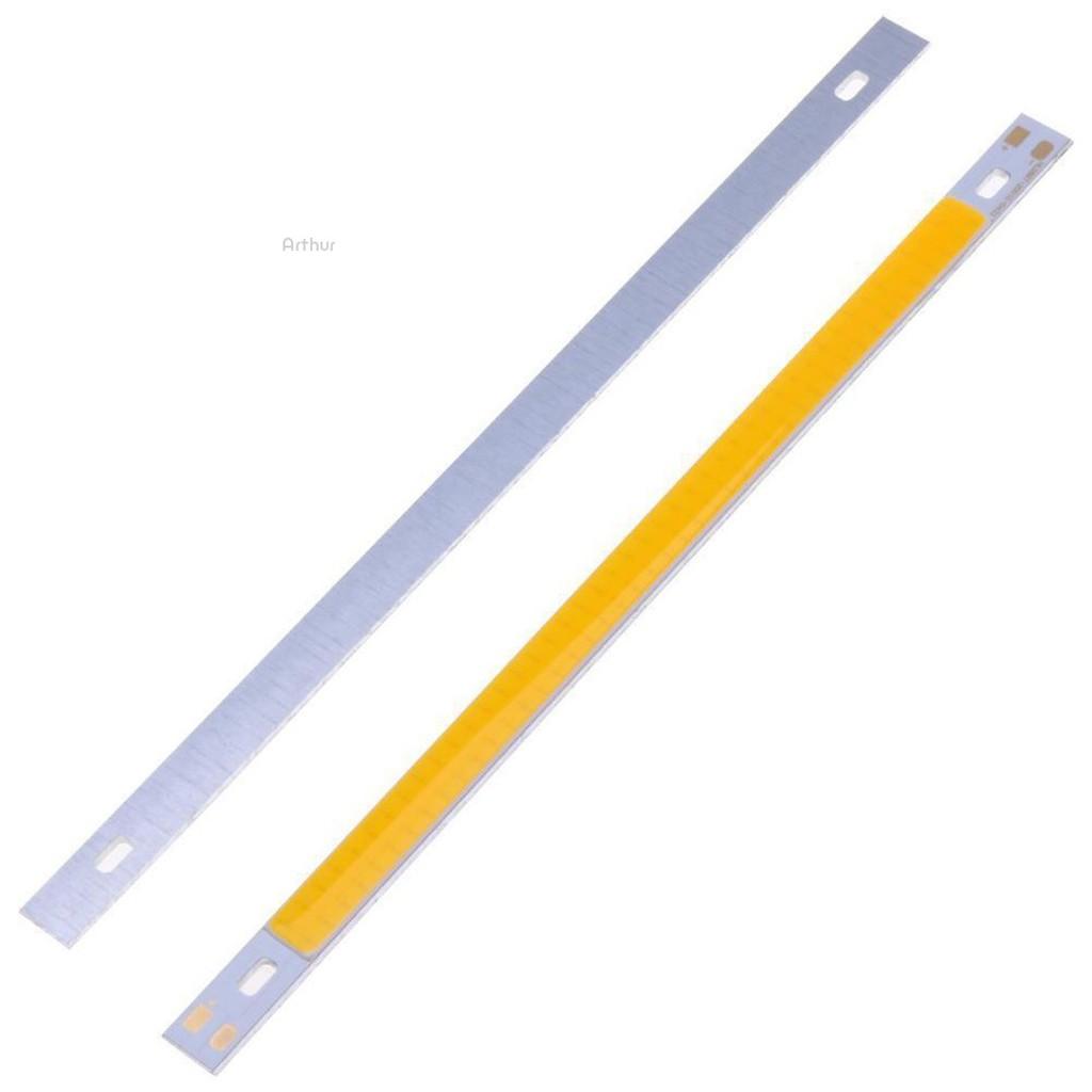 Arthur 200x10 มม . 12-13 V 10 W 1000 Lm ไฟ Led สีขาว / อุ่นแผงโคมไฟ