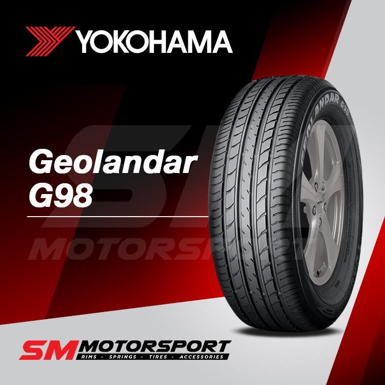 ยางรถยนต์ด้านหลังสําหรับ Subaru G98c 225 65 R17 102h Subaru Legacy