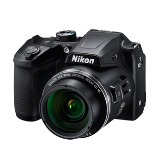 Nikon COOLPIX B500 Compact Digital Camera (Black)