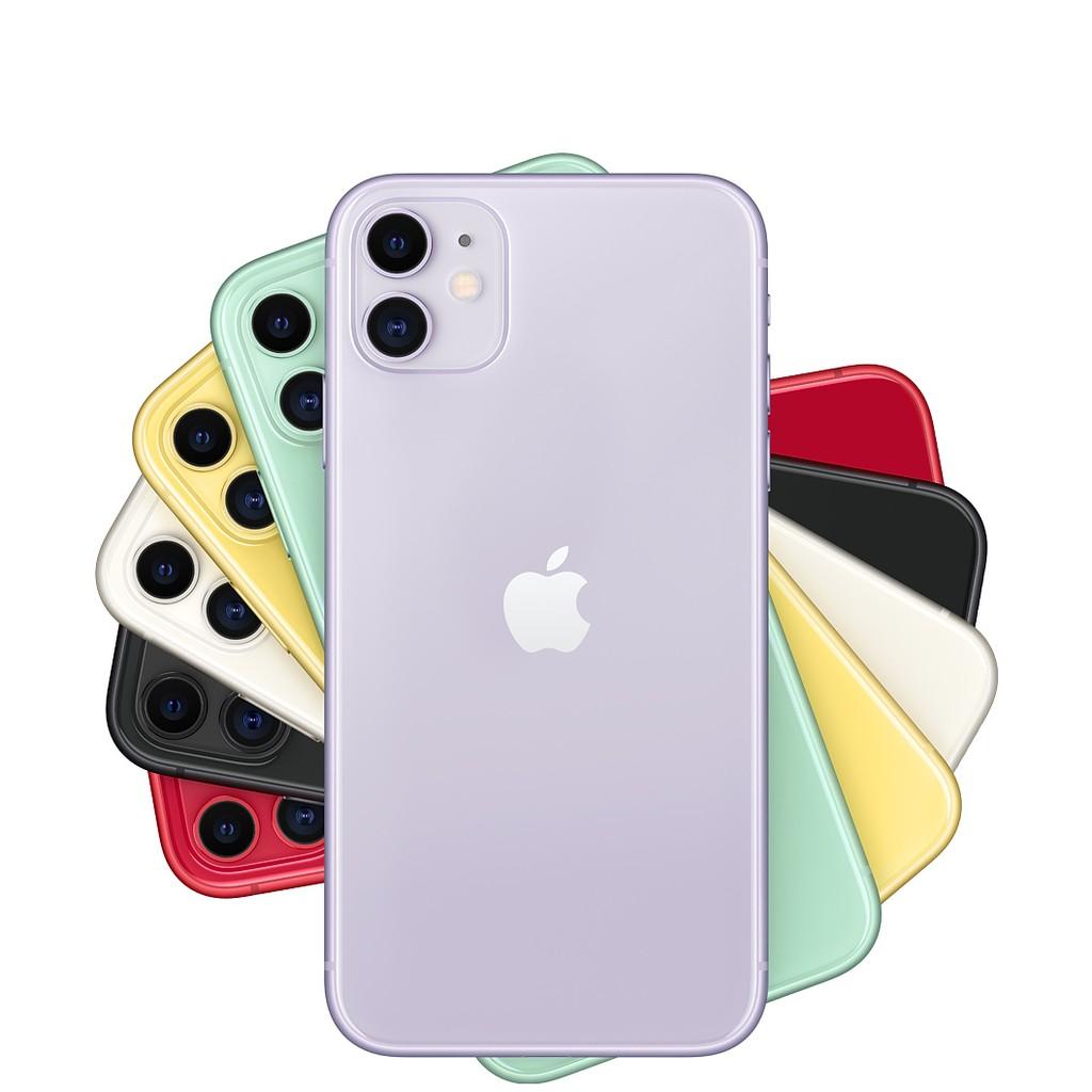 Apple Iphone 11 (64-128GB) เครื่องศูนย์ไทยแท้ 100%
