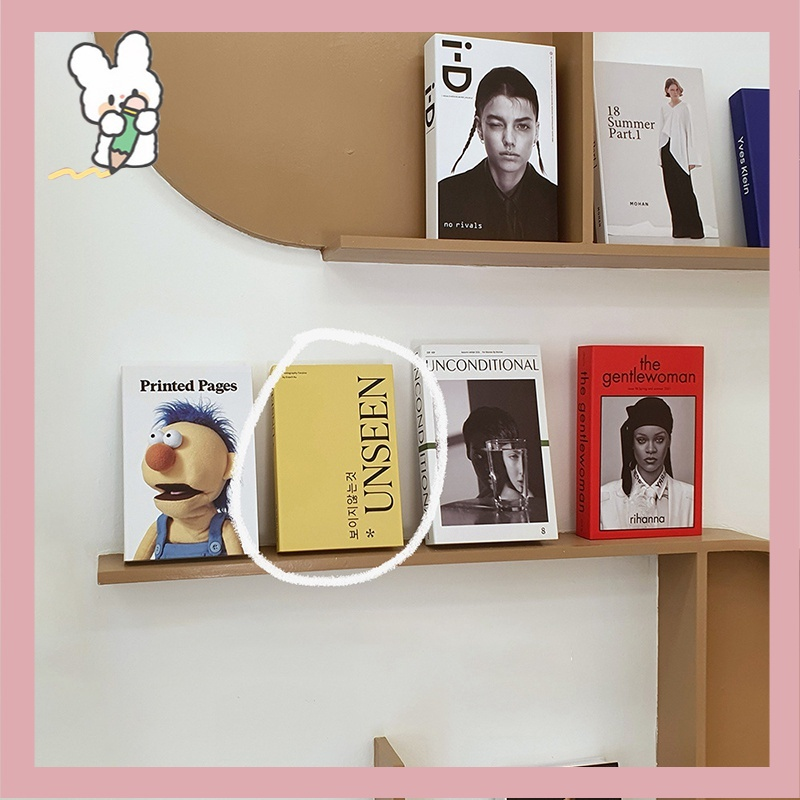 Ins Simulation Books Modern Photography props Creative Home Decor