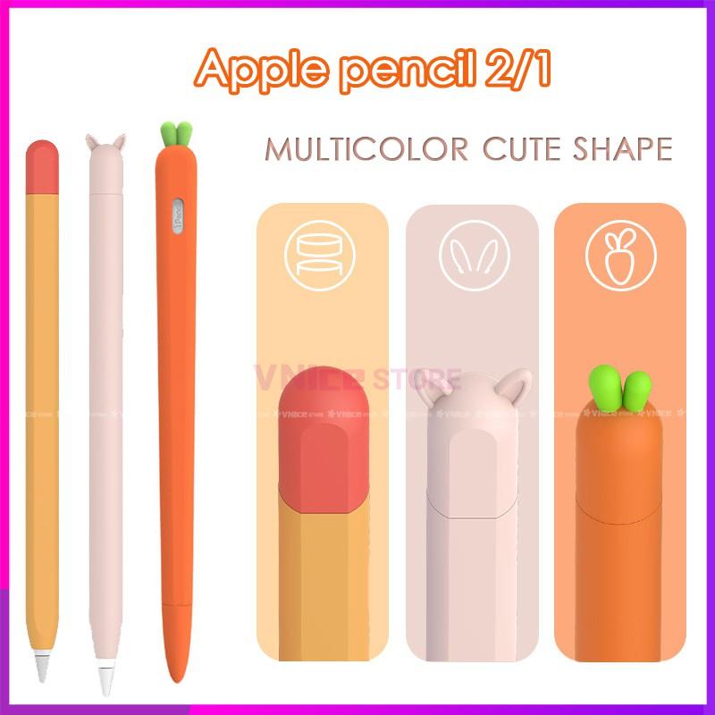 Apple Pencil 2 1 เคสปากกา Case  ปลอกสำหรับ iPad Pencil เคสปากกาไอแพด