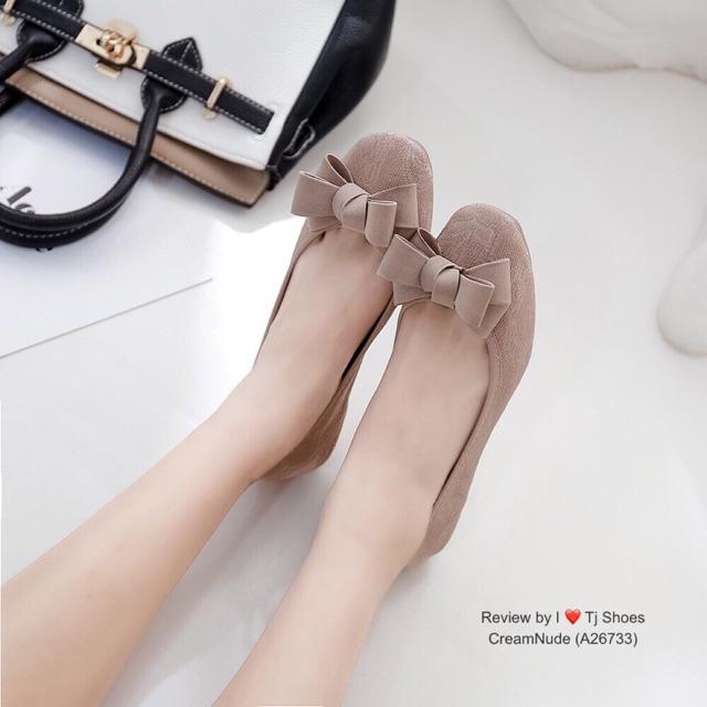 รองเท้าคัชชูเพื่อสุขภาพ