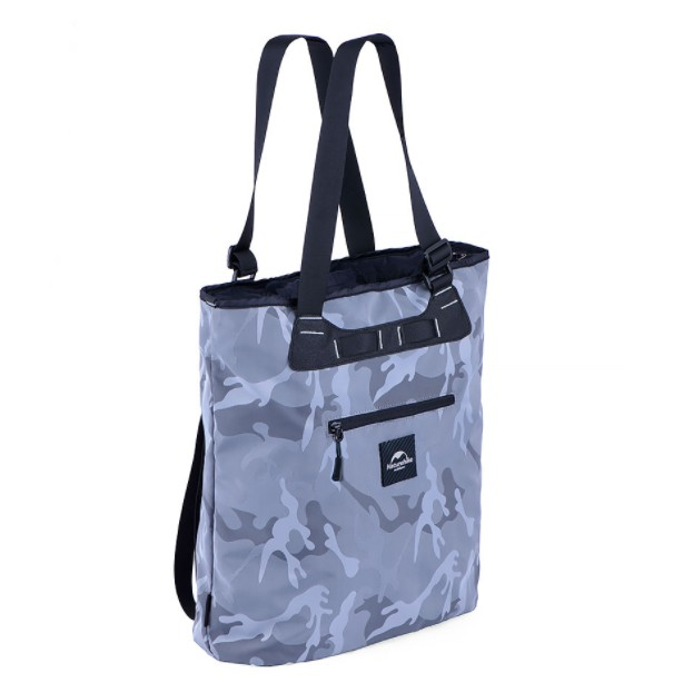 NATURE HIKE 15L DAILY LOCKSACK (CAMOUFLAGE GRAY)