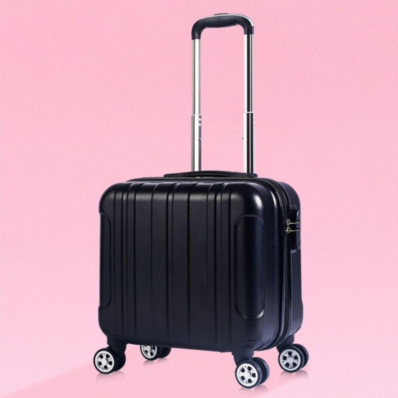 สปริงแอร์ไลน์14กระเป๋าเดินทางขนาดเล็กขนาดนิ้ว16-กระเป๋าเดินทางขนาดนิ้ว18นิ้วกระเป๋าเดินทางผู้ชายและผู้หญิงรหัสผ่านกระเป๋