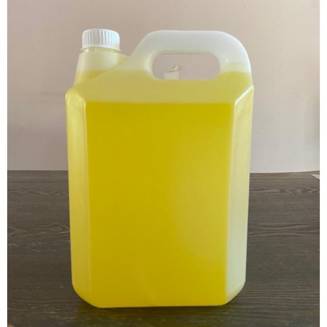 น้ำยาล้างจานสูตรเข้มข้นกลิ่นมะนาวขนาด
